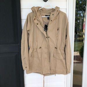 Forever 21 anorak jacket